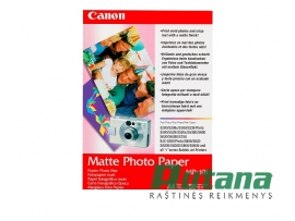 Foto popierius matinis A4 170g 50 lapų Canon MP-101