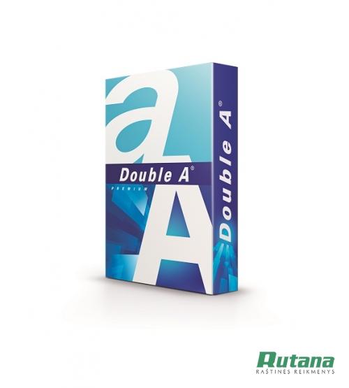 Universalus biuro popierius DOUBLE A 80g A4 500l.