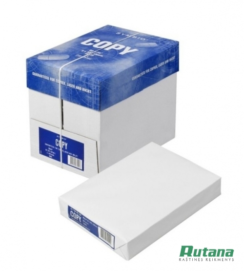 Biuro popierius Symbio Copy 80g A4 500l.