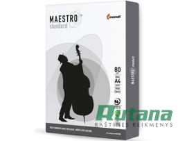 Biuro popierius Maestro Standard 80g A4 500l.
