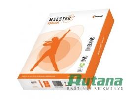 Biuro popierius Maestro Special 80g A4 500l.