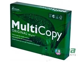 Universalus biuro popierius MultiCopy 80g A4 500l.