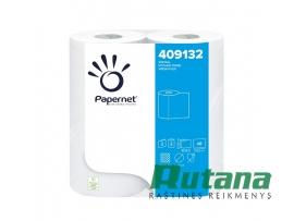 Popieriniai rankšluosčiai 2 vnt. balti Papernet 409132