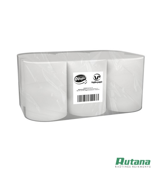 Ruloninis popierius Ooops! Professional M baltas Vajda papir KKC10011688