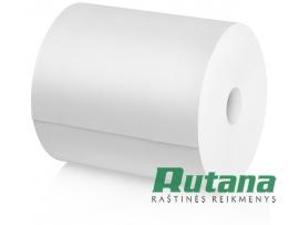 Ruloninis popierius su ištraukiama šerdimi baltas RPCB1300T