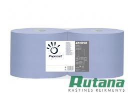 Ruloninis popierius pramonei 360m mėlynas Papernet 412058