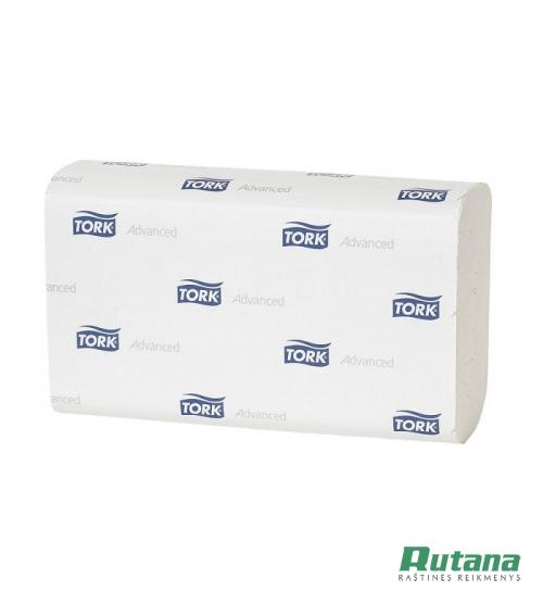 Popieriniai rankšluosčiai H2 Tork  Xpress® Multifold Advanced Zfold 100289