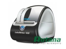Etikečių spausdintuvas LabelWriter 450 Dymo S0838780