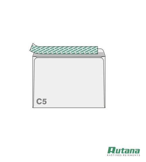 Vokas C5 162 x 229 mm baltas 1 vnt.