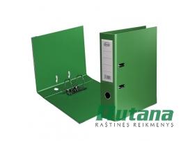 Standartinis segtuvas A4 80mm žalias Forofis 91062