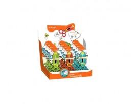 """Žirklės vaikiškos plastikinės """"Rocket"""" Y-Plus+ SC170101"""