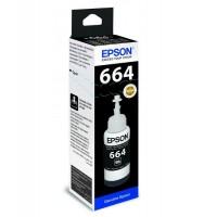 Rašalo buteliukas T6641 juodas Epson C13T66414A