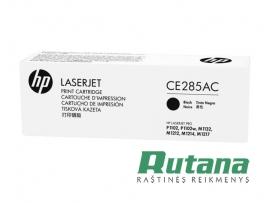 Kasetė lazeriniam spausdintuvui CE285AC juoda Hewlett-Packard