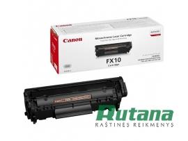 Kasetė lazeriniam spausdintuvui FX-10 juoda Canon