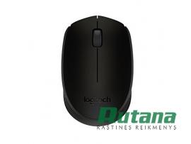 Pelė kompiuteriui bevielė B170 Logitech