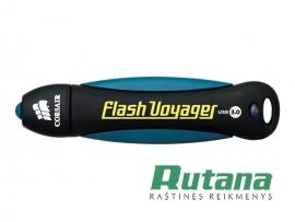 USB laikmena Flash Voyager 128GB USB3.0 Corsair CMFVY3A