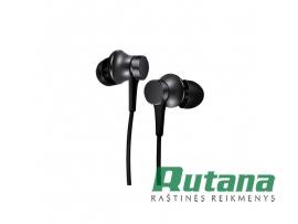 Ausinės Mi In-Ear Piston Headphones Basic su laidu juodos Xiaomi 14273