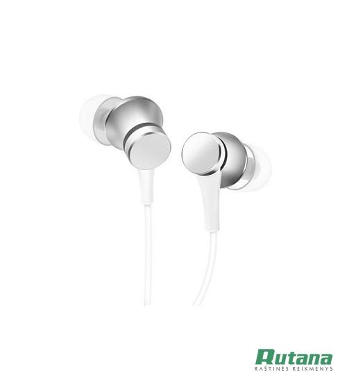 Ausinės Mi In-Ear Piston Headphones Basic su laidu sidabro sp. Xiaomi 14274