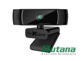 Internetinė WEB kamera Full HD PRO X501 ProXtend PX-CAM002