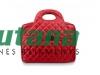 """Nešiojamo kompiuterio krepšys Firenze 15.6"""" raudonas Port Designs 150033"""