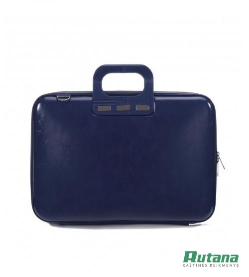 Nešiojamo kompiuterio krepšys Evolution 15.6' mėlynas Bombata E00828-18