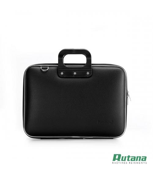 Nešiojamo kompiuterio krepšys Classic 15.6' juodas Bombata E00332-4