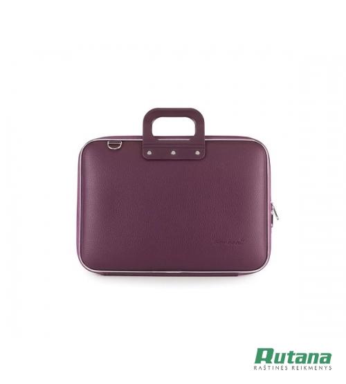 Nešiojamo kompiuterio krepšys Classic 15.6' violetinės sp. Bombata E00332-27