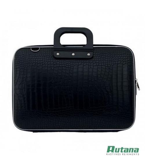 Nešiojamo kompiuterio krepšys Cocco 15.6' juodas Bombata E00661-4