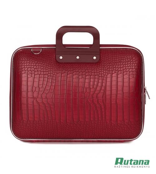 Nešiojamo kompiuterio krepšys Cocco 15.6' raudonas Bombata E00661-5
