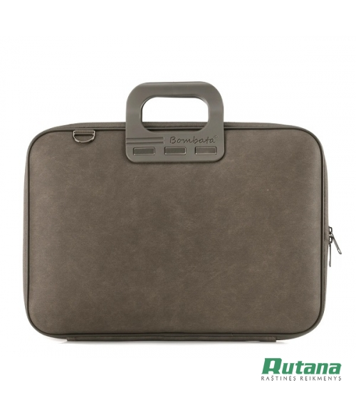 Nešiojamo kompiuterio krepšys Denim 15.6' rudas Bombata E00841-12