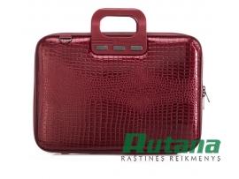 Nešiojamo kompiuterio krepšys Shiny Cocco 15.6' raudonas Bombata E00845-30