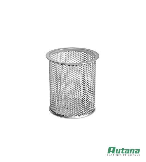 Metalinė pieštukinė apvali sidabro sp. Forofis 91301