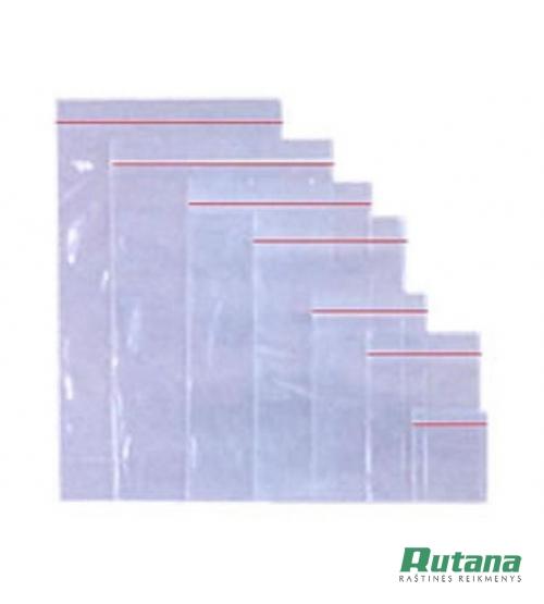 Užspaudžiami maišeliai 200 x 300 mm 100 vnt.