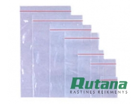 Užspaudžiami maišeliai 200 x 250 mm 100 vnt.