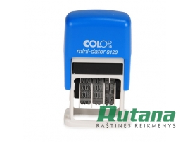 Mini datatorius Printer Colop S120