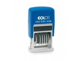 Mini numeratorius Printer Colop S126