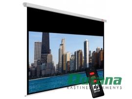 Ekranas projektoriui 200 x 200 cm Avtek Video Electric 200