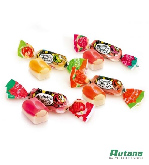 """Saldainiai marmeladiniai """"Miksas"""" 1 kg Pobeda 94639"""