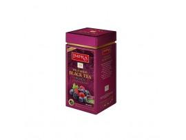 """Juodoji arbata """"Wildberry"""" 200 g Impra 94279"""