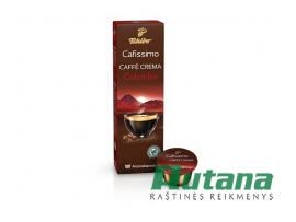 Kavos kapsulė Tchibo Cafissimo Caffe Crema Colombia Andino