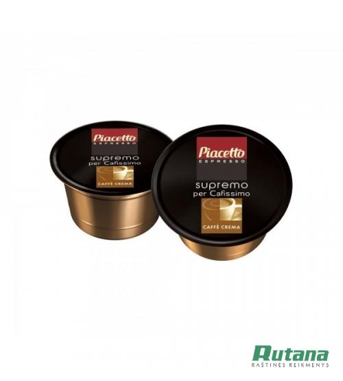 Kavos kapsulė Tchibo Piacetto Supremo Crema
