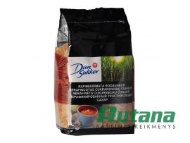 Nerafinuotas cukranendrių cukrus rudas 750 g Dan Sukker