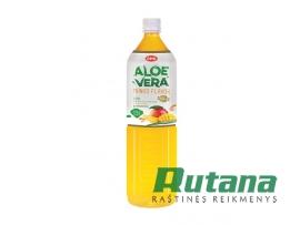 """Gaivusis gėrimas """"Aloe Vera Mango"""" 1500 ml. GMG 78045"""