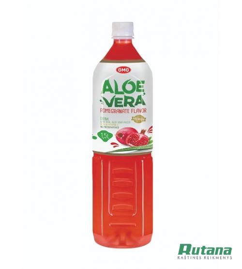 """Gaivusis gėrimas """"Aloe Vera Pomegranate"""" 1500 ml. GMG 78046"""