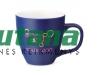 Porcelianinis puodelis Panthony 450ml matinis tamsiai mėlynas HD 94045-114