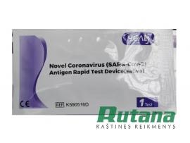 Coronavirus (SARS-Cov-2) nustatymo greitasis testas K590516D