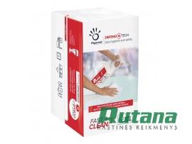 Paviršių valymo servetėlės Fast&Clean 100 vnt. Papernet 419295