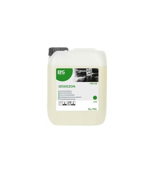 Dezinfekantas Izodezon 5 litrai BS Chemical