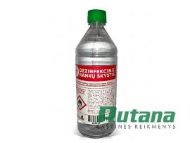 Dezinfekantas rankoms su etanoliu 1000 ml