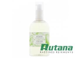 Rankų ir kūno prausiklis Citrus Foam 500 ml Evans A181
